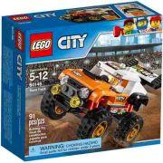 Lego 60146 - City – Caminhão de Acrobacias  - 91 peças