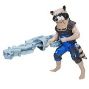 Boneco Guardiões da Galáxia Titan Hero  Rocket  17 cm - Hasbro