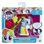 My Little Pony Pônei  Fashionista  Princesa Rainbow Dash Hasbro