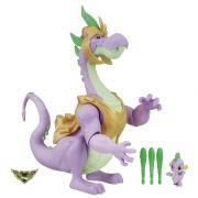 My Little Pony Spike O Dragão Guardião Eletrônico 33cm - Hasbro