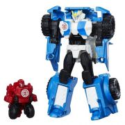 Transformers Indisguise Combiner Force Trickout + Strongarm - Hasbro