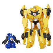 Transformers Indisguise Combiner Force Stuntwing + Bumblebee - Hasbro