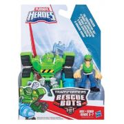 Playskool Transformers  Rescue Bots Boulder & Graham - Hasbro