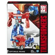 Transformers  Generations Cyber Optimus Prime 17cm - Hasbro