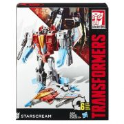 Transformers  Generations Cyber Starscream 17cm - Hasbro
