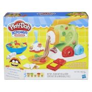 Massinha Play Doh Kitchen Fábrica de Macarrão  - Hasbro