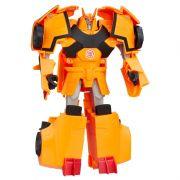 Transformers Drift laranja Indisguise Heroes 3 passos - Hasbro