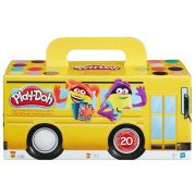 Massinha Play Doh Kit com 20 potes - Hasbro