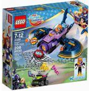 Lego 41230 – Super Hero Girls – A perseguição em Batjet de Batgirl -206 pç