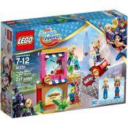 Lego 41231 – Super Hero Girls – Harley Quinn/ Arlequina Missão de Resgate  -217 pç