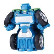 Playskool Transformers Rescue  Flip Racers Hoist Guincho - Hasbro