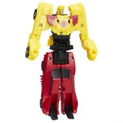 Transformers Crash Combiner Force Bumblebee e Sideswipe  - Hasbro