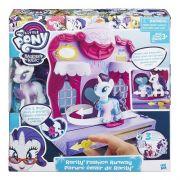 My Little Pony Boutique de Moda  Rarity Clip e Style- Hasbro