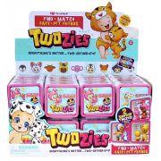 Twozies Display Nicho - 30 Bebês + 30 Pets - Dtc