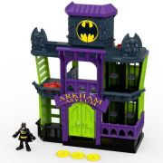 Imaginext  Batman Asilo Prisão Arkham  – Fisher Price/Mattel
