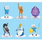 Coleção Adventure Time (hora De Aventura) C/6 - Multikids