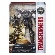 Transformers Filme 5 Voyager Luxo  Grimlock  17 cm  - Hasbro