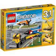 Lego 31060 - Creator  – Ases do Espetáculo Aéreo  3 em 1