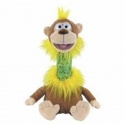 Fantoche Pet Repet Zoo - Macaco – Repete tudo que diz - Dtc