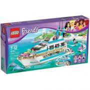 Lego 41015 - Lego Friends - Cruzeiro Com Golfinhos