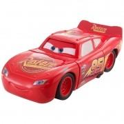 Carros 3 Disney Bate e Vira  - Relâmpago McQueen 15cm  - Mattel