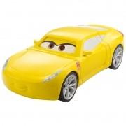 Carros 3 Disney Bate e Vira  - Cruz Ramírez 15cm  - Mattel