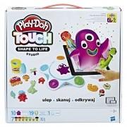 Play Doh Touch Estudio Criativo Com APP – Criações Animadas - Hasbro