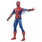 Boneco Spiderman Filme Volta ao Lar Eletronico Portugues 30 cm - Hasbro