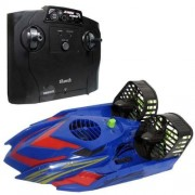 R/c Barco Radio Controle Hover Racer Dtc - Azul