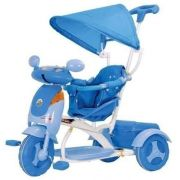 Triciclo Evolution Azul - com som - Frete Gratis - Cotiplás