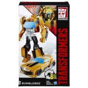Boneco Transformers Bumblebee Mega Cyber - 26cm - Hasbro