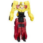 Transformers Crash Combiner Force Bumblebee E Sideswipe Hasbro