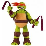 Boneco Tartaruga Ninja Com Som - Michelangelo