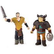 Figuras Viking Como Treinar Seu Dragão 2 - Eret E Melequento