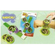 Lança Discos Radical Toy Story C /12 Cartelas
