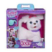 Cachorro Furreal Gogo Friends - Ele Late E Anda Novo- Hasbro