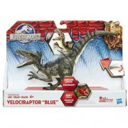 Jurassic World - Velociraptor Eletrônico C/ Som E Luz Hasbro