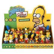 Coleção Simpsons Séries 1, 2 E 3 Com 24 Unidades - Multikids