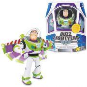 Boneco Buzz Lightyear  Interativo Fala 55 Frases - Toyng