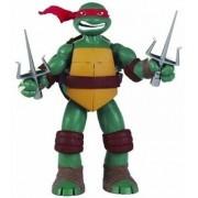 Boneco Tartaruga Ninja Com Som - Raphael