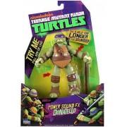 Boneco Tartaruga Ninja Com Som Multikids - Donatello