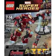 Lego 76031 - Marvel Heroes - Combate De Hulk Buster Iron Man