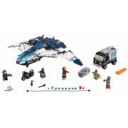 Lego 76032  - Perseguição dos Vingadores na cidade com Quinjet
