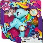 Pony Rainbow Dash Cambalhota - Hasbro