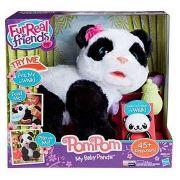 Pelúcia Interativa Furreal Panda Pam Pam Engatinha - Hasbro