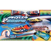 Aqua Racer Deluxe Set - pista  + 2 barcos - Mulikids