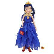 Boneca Descendants Vilãs Coroação – Evie (Rainha Má ) - Hasbro