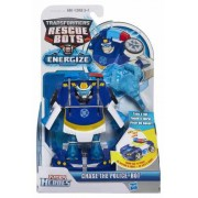 Transformers Rescue Bots Energize  Police - Bot  15cm Hasbro
