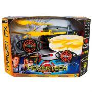 Lançador de Dardos com Alvo Drone - Hover Tech - Target FX - Intek