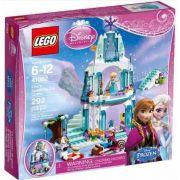 Lego 41062 - Lego Frozen  O Castelo De Gelo Da Elsa (brasil)